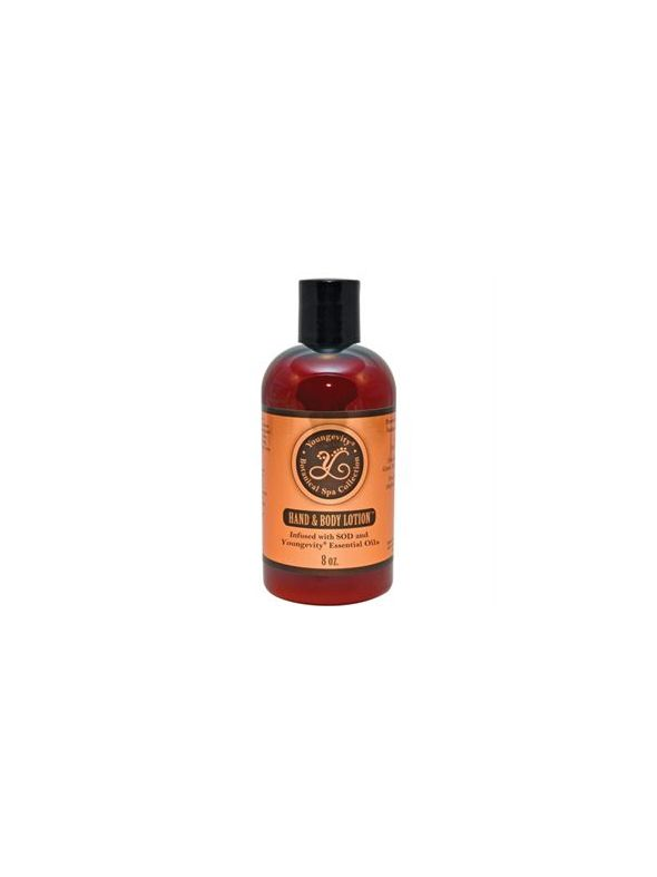 Hand and Body Lotion - 8 oz.