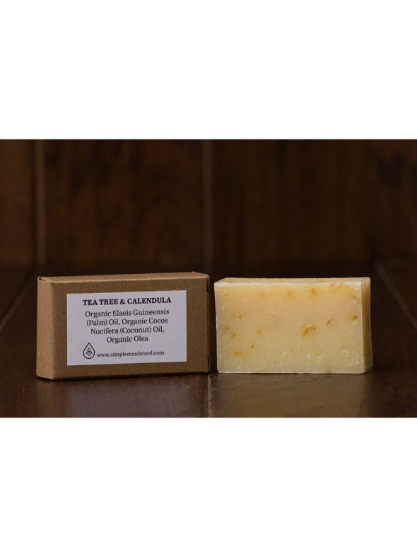 Simple Man Tea Tree Soap
