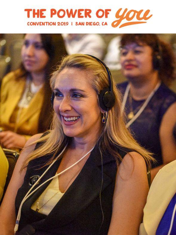 Spanish Translation Headset – 2019 Convention