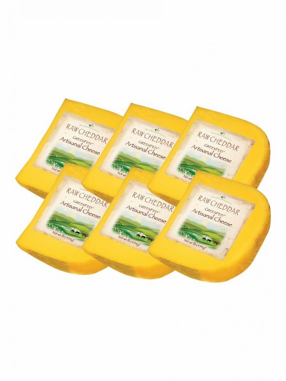 Greenfed Cheddar Reserve (6 Pack)