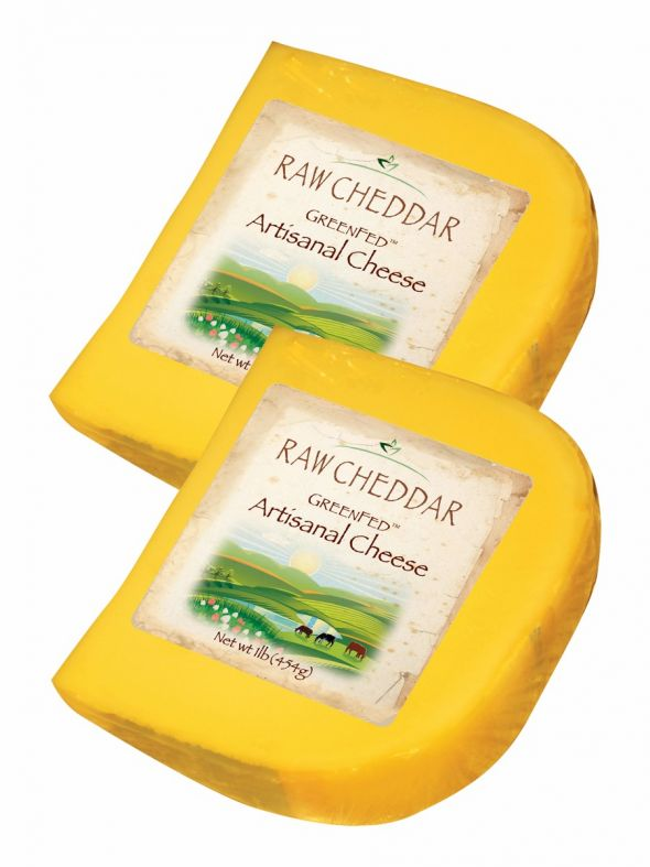 Greenfed Cheddar Reserve (2 Pack)