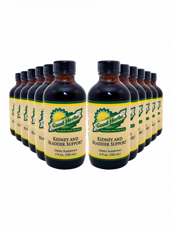 Kidney and Bladder Support (4oz) - 12 Pack