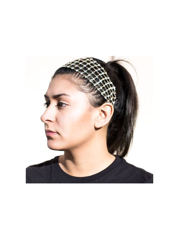 Distinctive Diamond Headband
