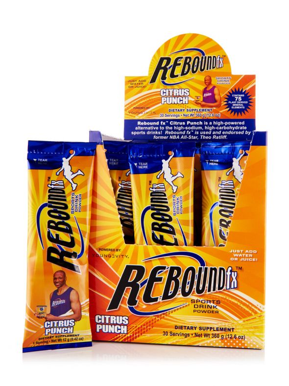 Replenish with ReboundFX