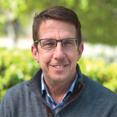 Scott Salik, VP of Global Content